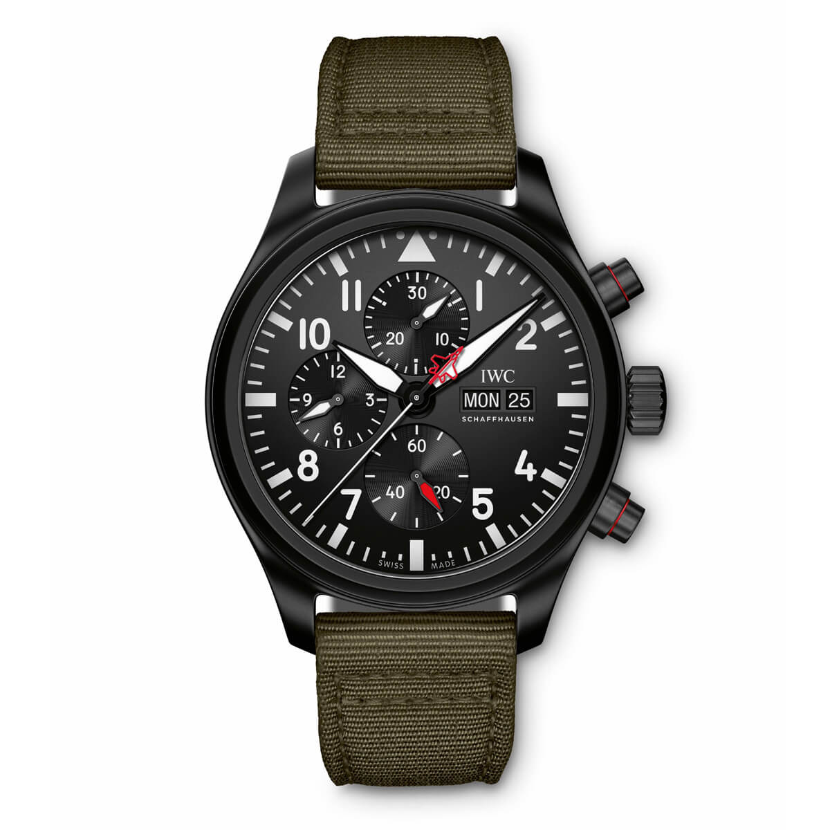 "IWC Pilot's Watch Chronograph Top Gun ""SFTI"" IW389104"