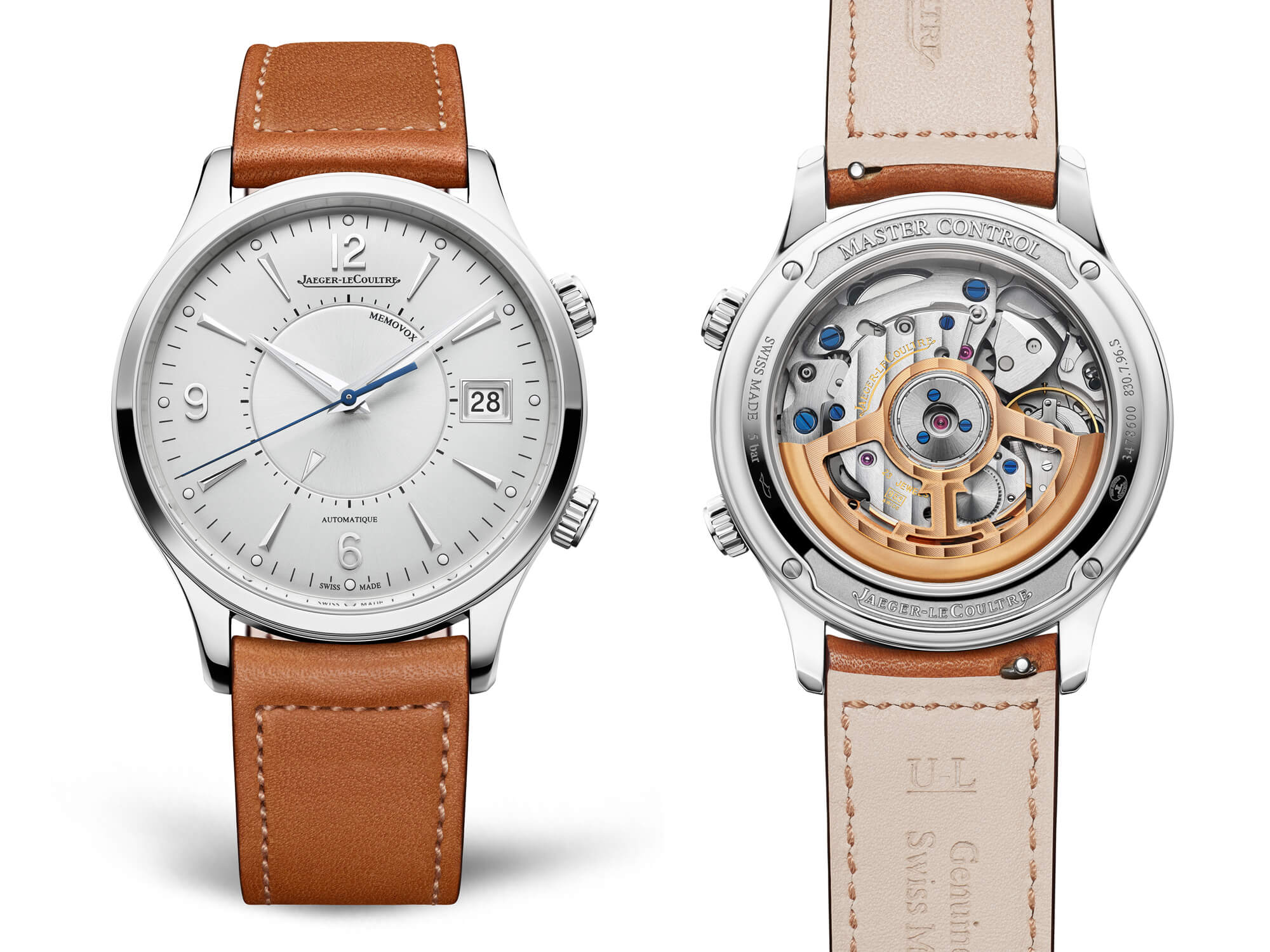 Jaeger-LeCoultre Master Control Memovox