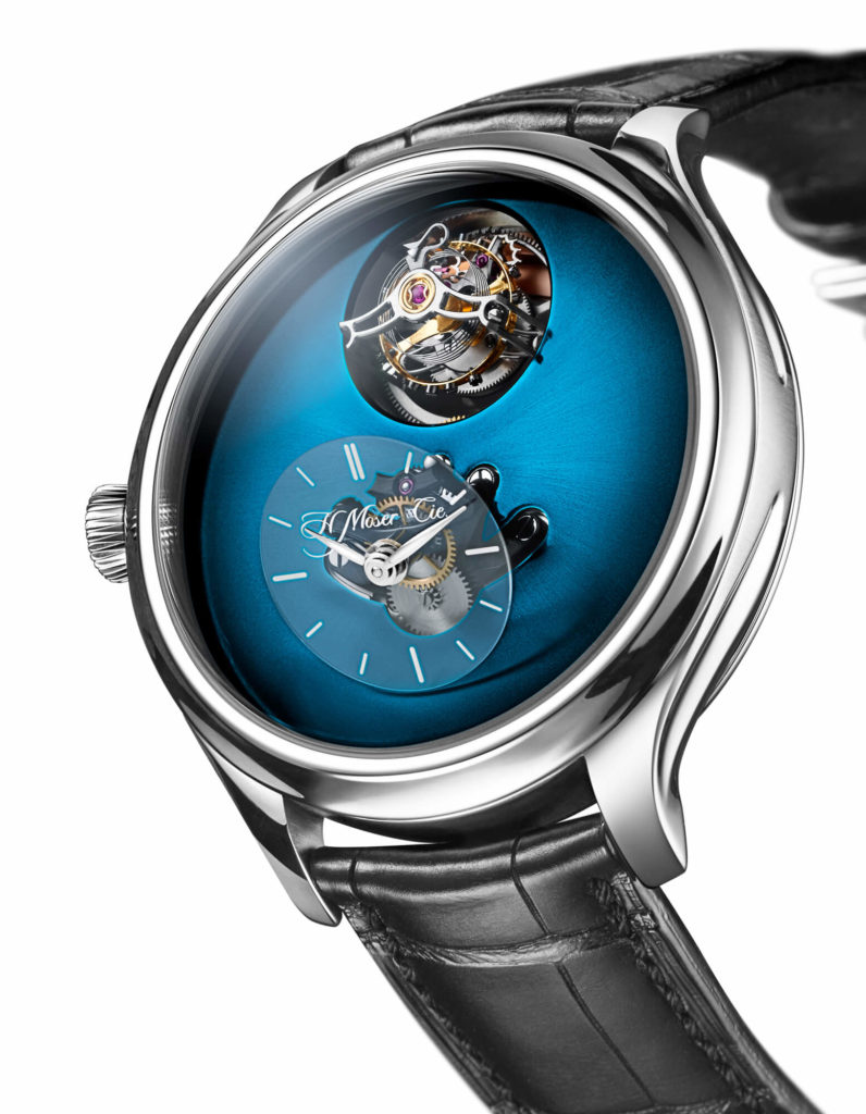 H. Moser & Cie Endeavour Cylindrical Tourbillon H. Moser X MB&F
